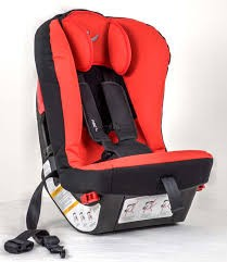 R82 Quokka Car Seat With Black Shell