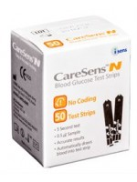 CareSens N Glucose Strip 50Nos